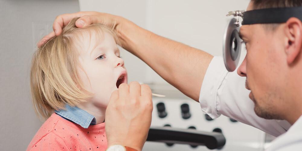 Çocuklarda Kulak Burun Boğaz Hastalıklarına Dikkat!