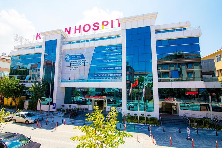 Büyükçekmece Kolan Hospital