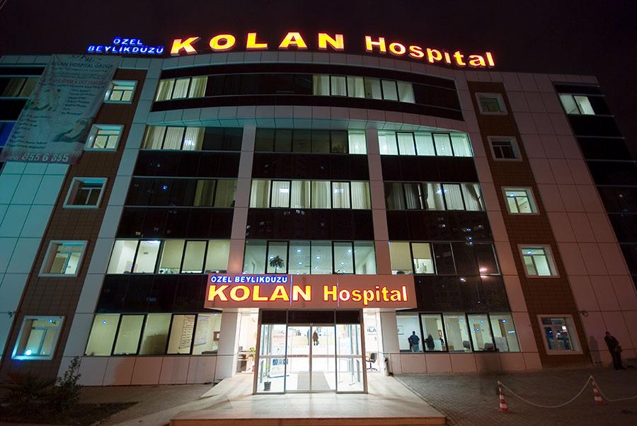Beylikdüzü Kolan Hospital
